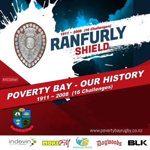 Ranfurly Shield Challenge #7 –  27th August 1960 – Match Report
