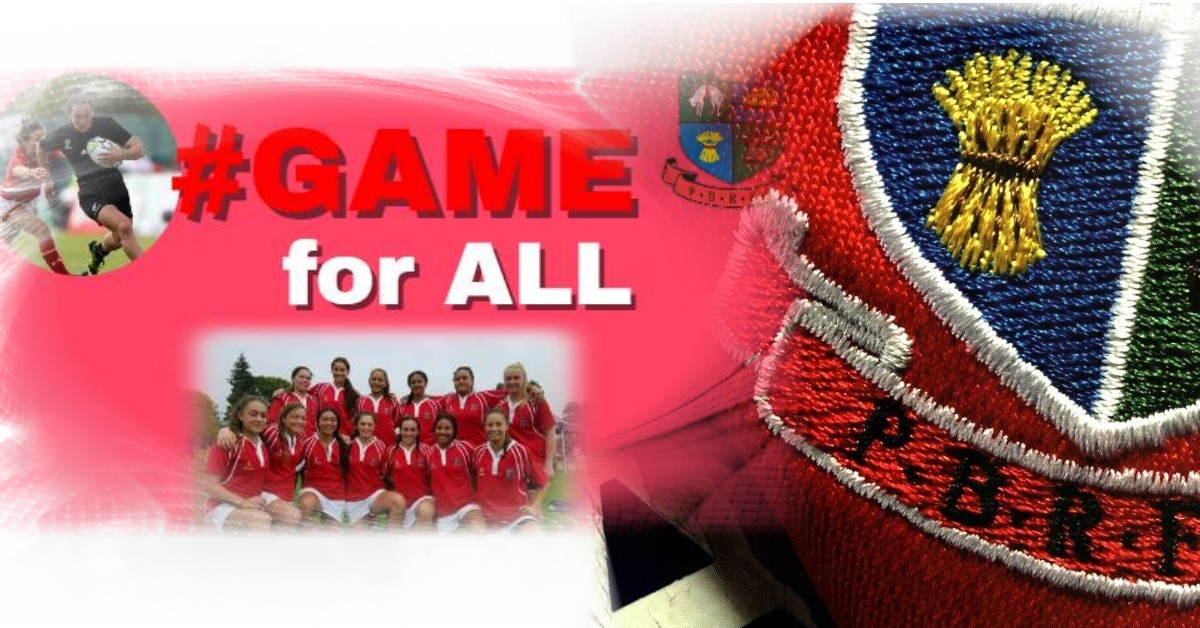 #Game for ALL – HYC U18's 7s Tournament