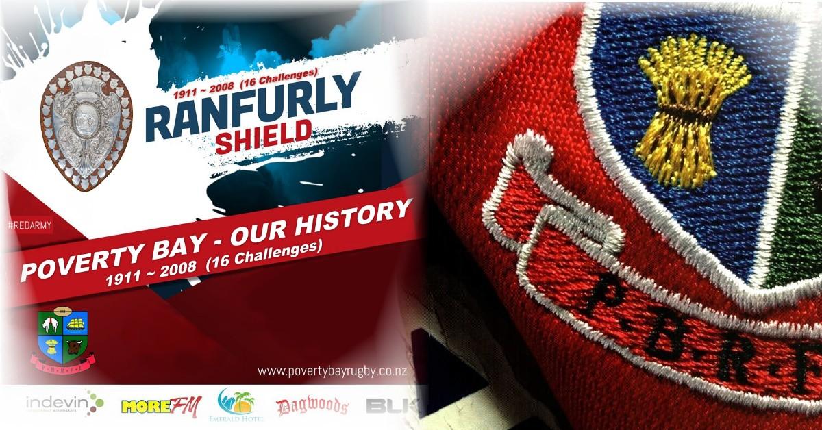 Ranfurly Shield – Result : Taranaki 78-00 Poverty Bay