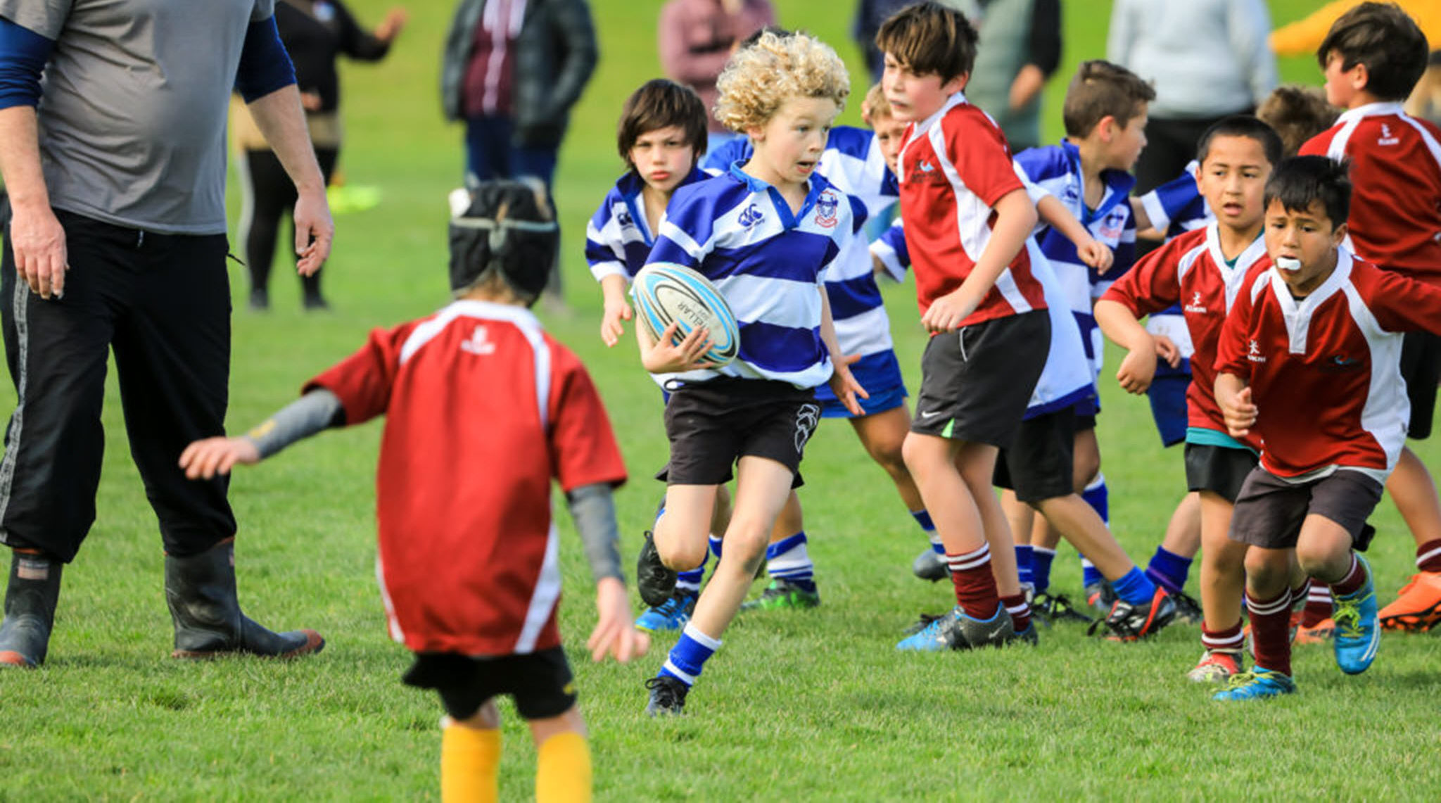 Junior Club Rugby to launch this weekend