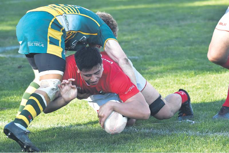 Good win over Mid Canterbury gets team into top 8