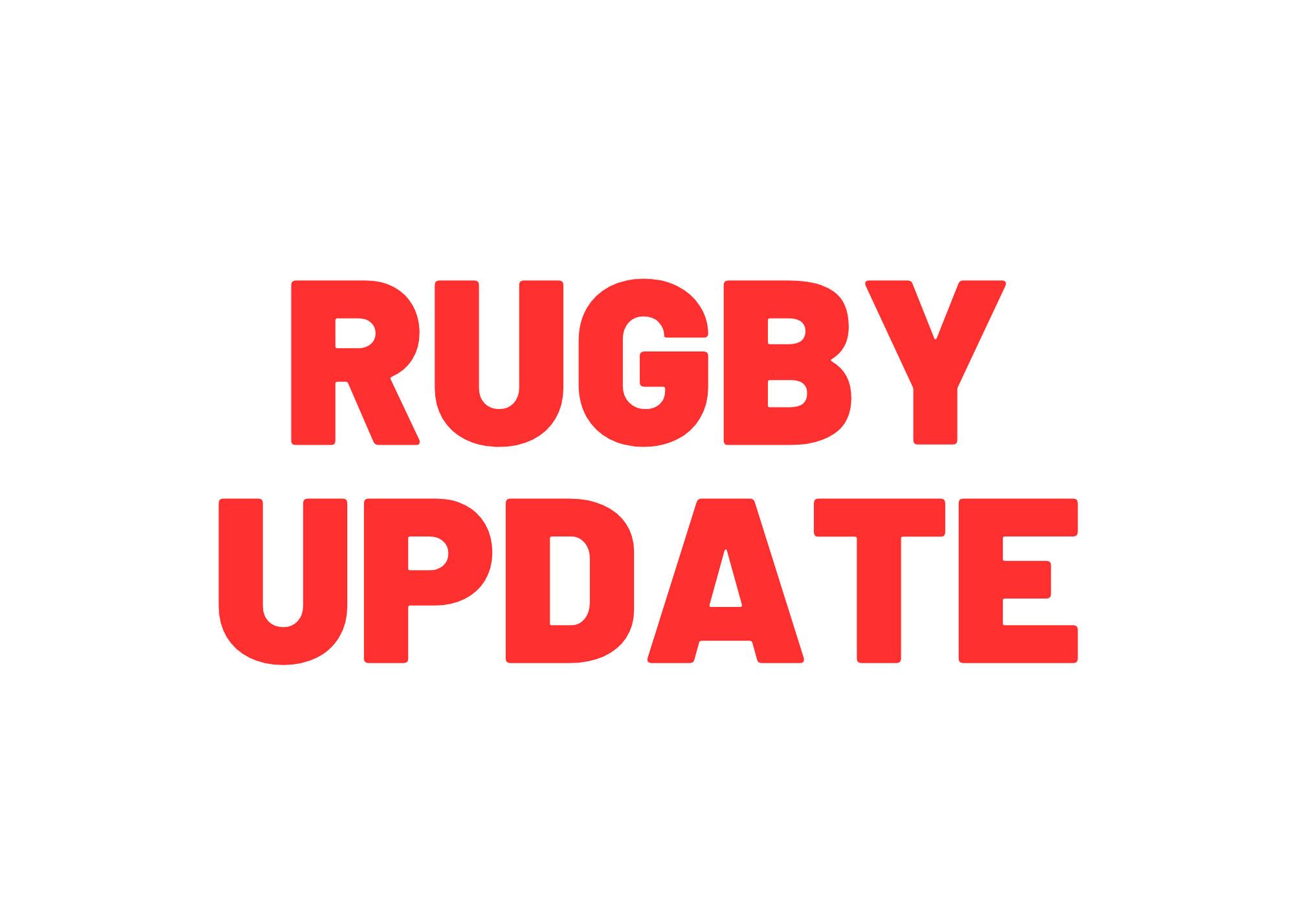 COVID-19 and Rugby Update
