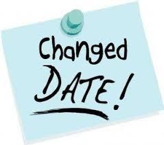 AGM postponed to 3rd June