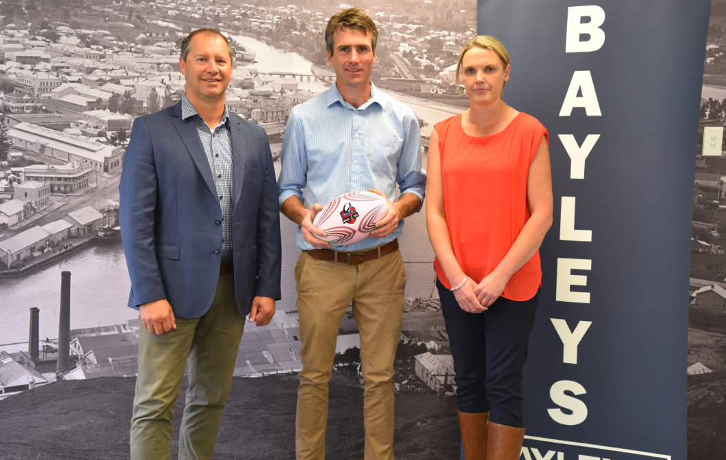 Bayleys Gisborne on-board as new naming sponsor for JAB