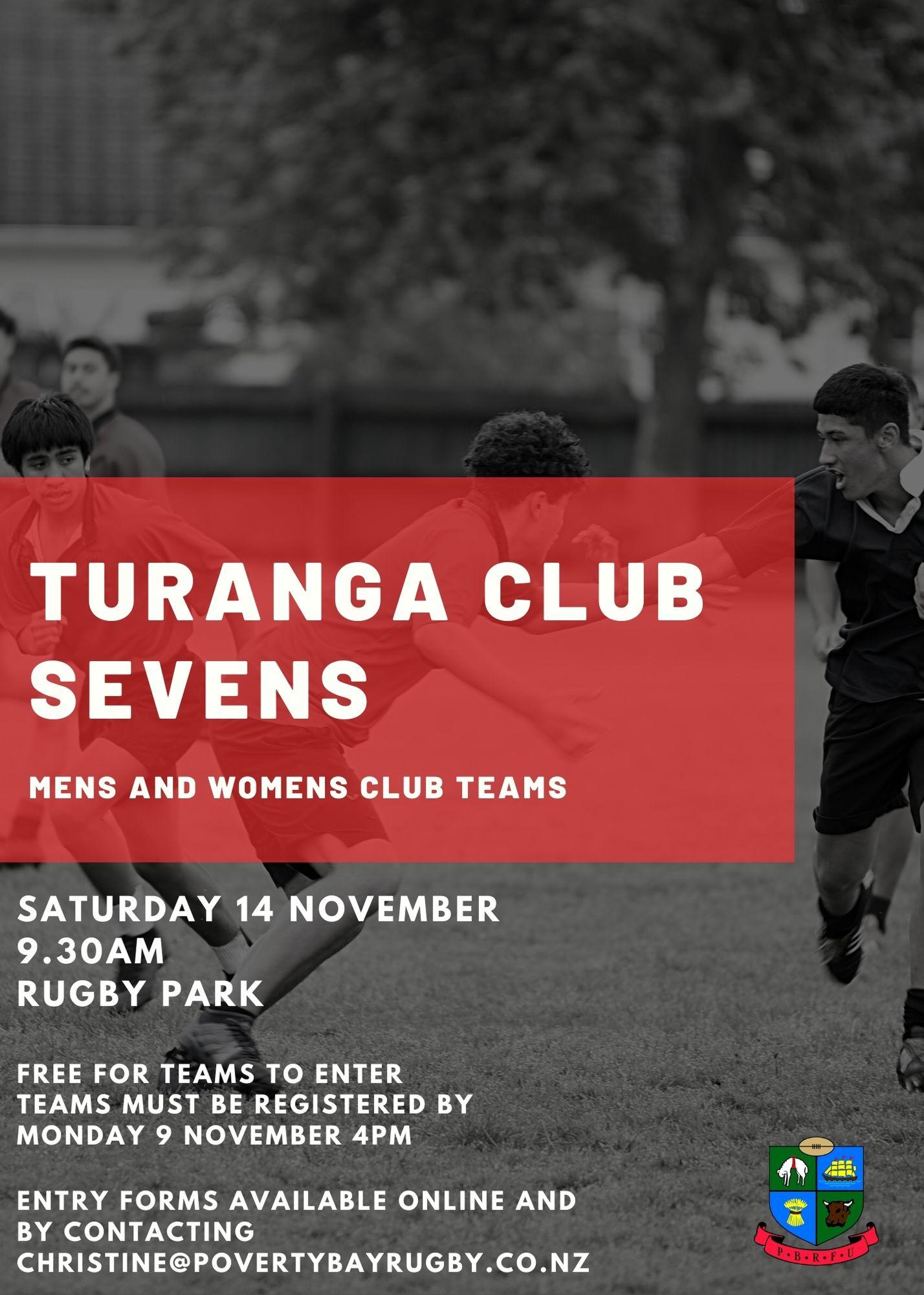 Turanga Club Sevens