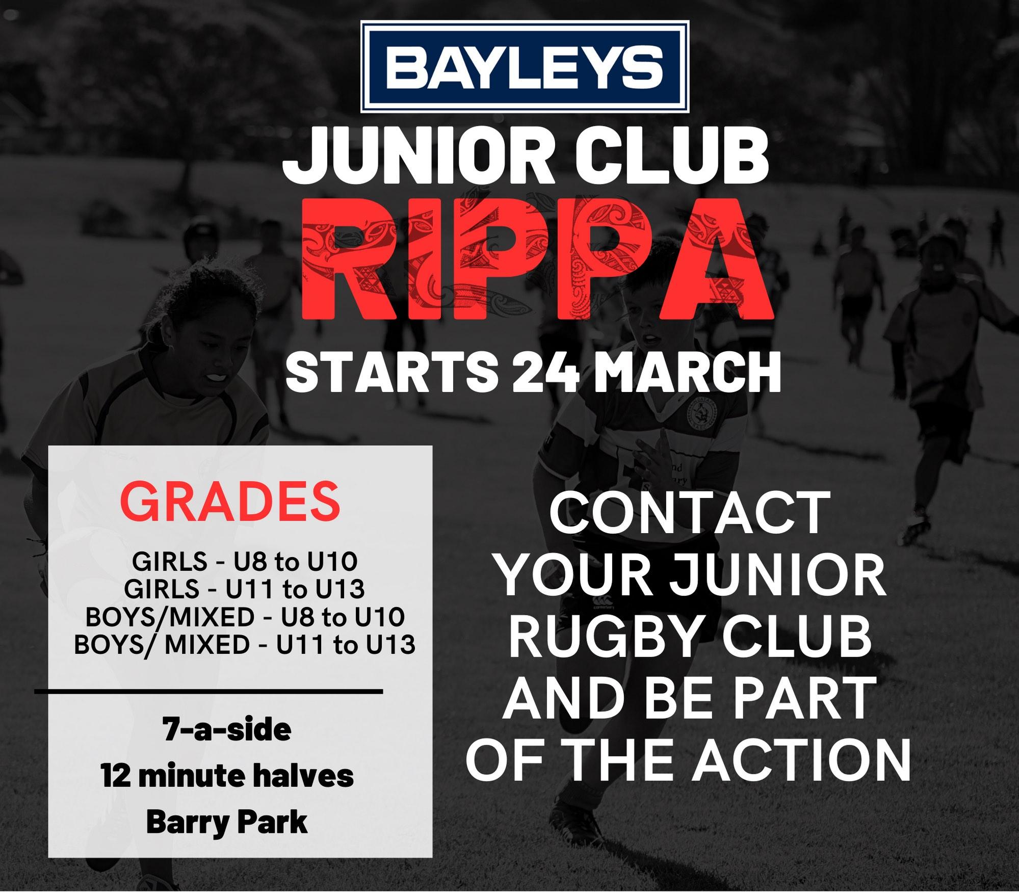 Bayleys Club Rippa