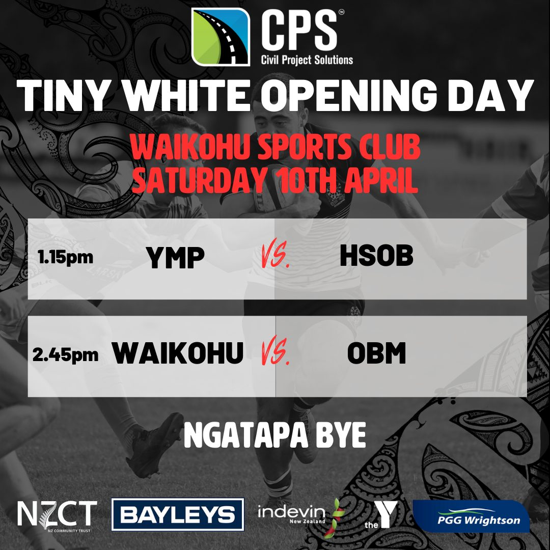 CPS Lee Brothers Shield starts with Tiny White Day