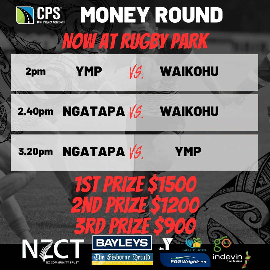 CPS Money Round at Rugby Park