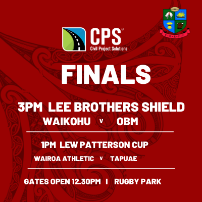 CPS Finals at Rugby Park
